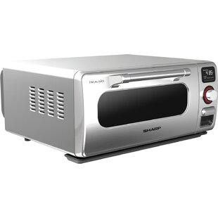 0.5 Cu. Ft. 9 Slice Superheated Steam Countertop Oven