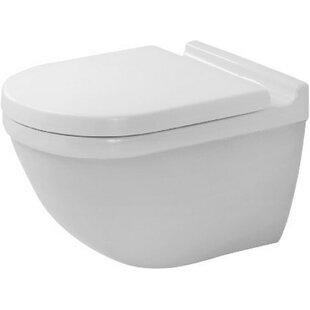 Duravit Starck 3 Dual Flush Round Toilet ..