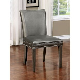 Duhon Upholstered Dining Chair (Set of 2)