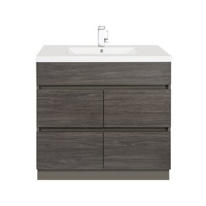 Bathroom Vanities 36 X 19 36 to 40 inch bathroom vanities you'll love | wayfair