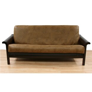 Durango Box Cushion Futon Slipcover by Easy Fit