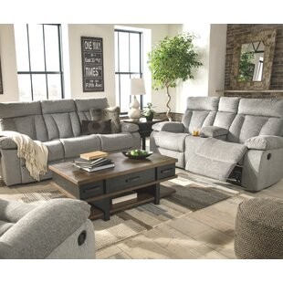 Reviews Evelina Reclining Configurable Living Room Set by Red Barrel Studio Reviews (2019) & Buyer's Guide