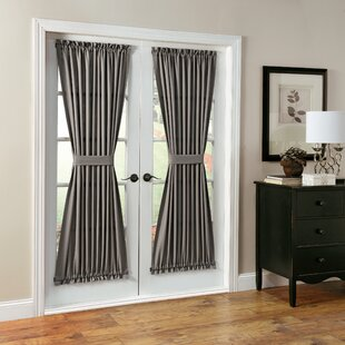 Search Results For French Door Panel Curtains