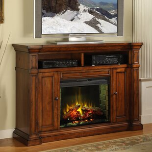 Berkshire TV Stand for TVs up to 58 with Fireplace by Legends Furniture