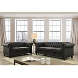 Bosworth 2 Piece Living Room Set by Alcott Hill®