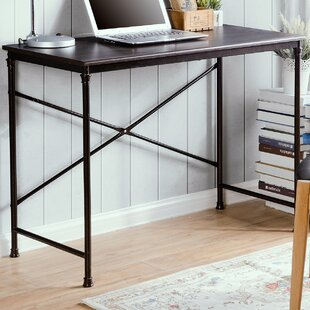 Homestar Prospero Writing Desk with Metal..