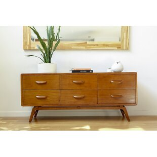 Harmonia Living Tango 6 Drawer Dresser