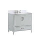 Montauk 36 Single Bathroom Vanity Set by BEMMA