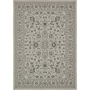 Enzo Light Gray Indoor/Outdoor Area Rug