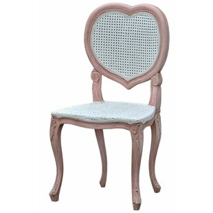 Heart Cocktail Chair By Lily Manor