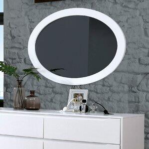Bathroom Mirrors Under $50 oval mirrors you'll love | wayfair