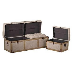 Attractive Canoga Linen Storage Trunk