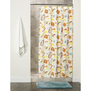 Maple Cotton Single Shower Curtain
