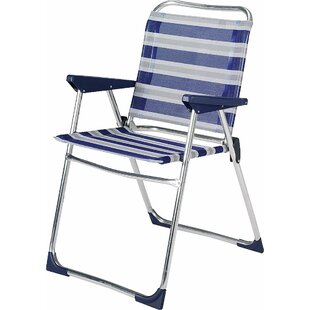 Bukovno Reclining/Folding Beach Chair By Sol 72 Outdoor