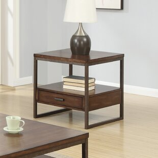 Brayden Studio Groesbeck End Table