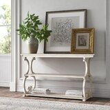 Livia 48'' Console Table by Kelly Clarkson Home