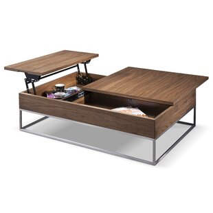 Schreiner Lift Top Coffee Table by Brayden Studio