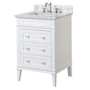 Awesome White Bathroom Vanities Interior