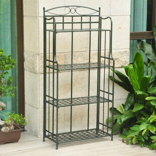 Schilling Steel Baker's Rack by Alcott Hill