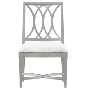 Blackburn Side Chair by Rosecliff Heights