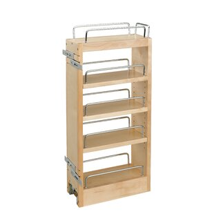 Wood Hood Pull Out Organizer Pull Out Drawer by Rev-A-Shelf