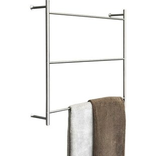 Read Reviews Ladder Wall Mounted Towel Rack ByAGM Home Store