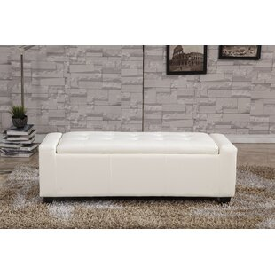Bellasario Collection Upholstered Storage Bench