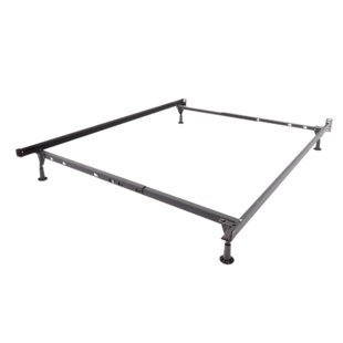 Alwyn Home Giancarlo Twin/Full/Queen Bed Frame (with Glides)