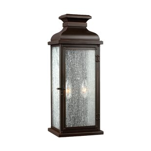 Hazelwood 2-Light Outdoor Flush Mount