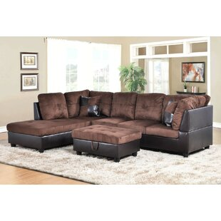 Winston Porter Favela Sectional with Otto..