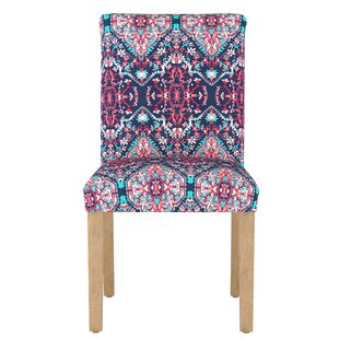 Alfaro Upholstered Dining Chair by Bungalow Rose