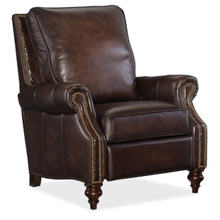 Leather Recliner by Hooker Furniture Design