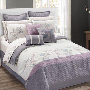 Tansey 7 Piece Comforter Set