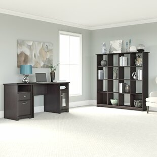 Hillsdale 3-Piece Standard Desk Office Suite by Red Barrel Studio Amazing