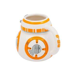 Star Wars Sculpted Coffee Mug