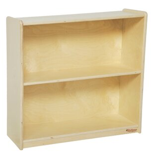 Bryn Standard Bookcase Red Barrel Studio
