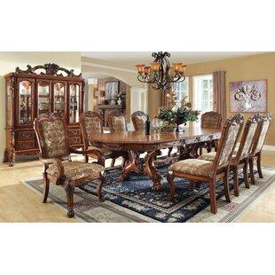 Eliason Drop Leaf Dining Table by Astoria Grand