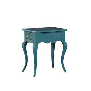 Gerod End Table with Storage by R. Douglas Home