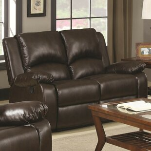 Budget Loïc Modern Reclining Loveseat by Red Barrel Studio Reviews (2019) & Buyer's Guide