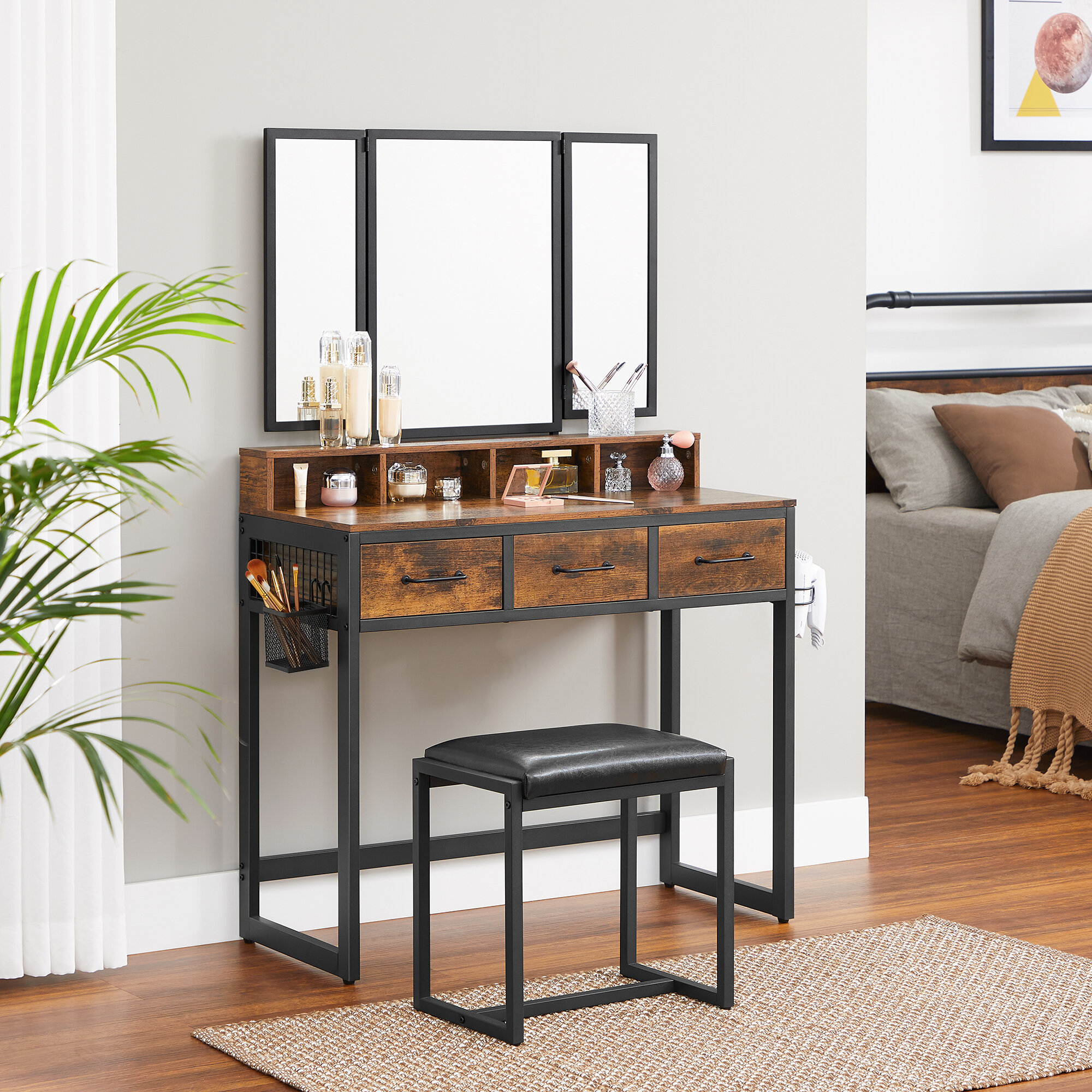 4er set meubles poignées pretty