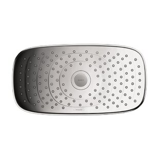 Hansgrohe Raindance Select E 300 2.0 GPM Shower Head with Select