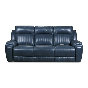 Silver Screen Reclining Sofa