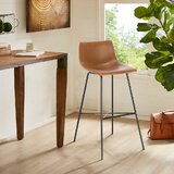 Laureen 29 Bar Stool (Set of 2) by Wrought Studio™