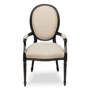 Louis XVI Armchair by Sarreid Ltd