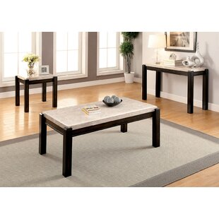 Axel 3 Piece Coffee Table Set by Red Barrel Studio
