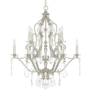 Destrey 10-Light Chandelie..
