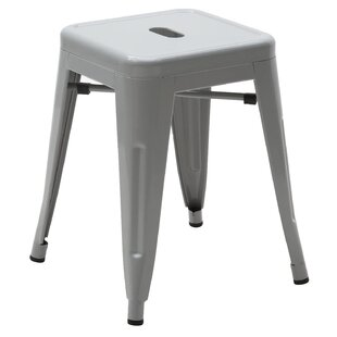 Bourgoin 46cm Bar Stool (Set Of 4) By Williston Forge
