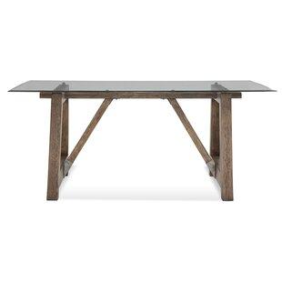 Ouareau Adjustable Leg Dining Table