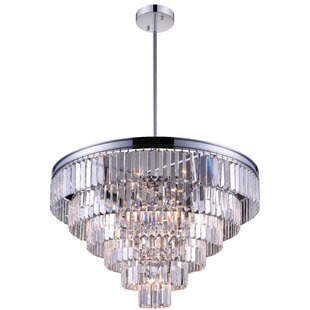 Weiss 15-Light Chandelier ..