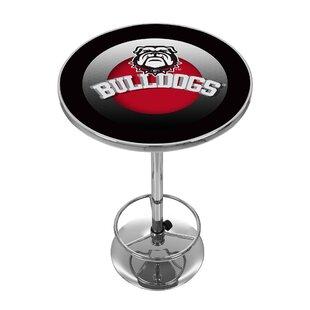 NCAA University of Georgia Pub Table Trademark Global